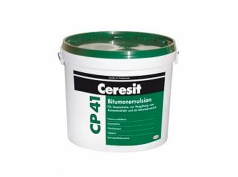 Гідроізоляція бітумна емульсія CР41 Ceresit