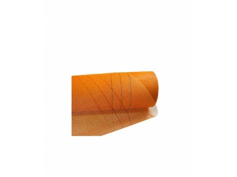 FIBERGLASS145 помаранчева  сітка скловолоконна (50м2)