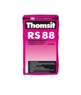 Thomsit RS 88 швидкотвердіюча ремонтна суміш