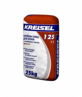 KREISEL Будівельна суміш д/газобетона MURLEP.25 кг