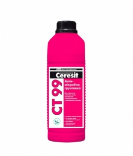 Грунтовка протигрибкова CT 99 - Ceresit
