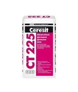 Шпаклівка фасадна фінішна Ceresit CT 225 Біла