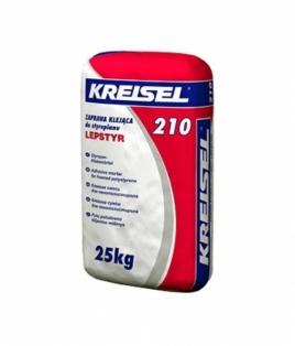 KREISEL  210  Клеюча суміш для пінопласту, 25 кг