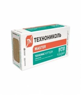 Плита мінераловатна теплоізоляційна ТЕХНОФАС КОТЕДЖ ,1200х600х100 мм