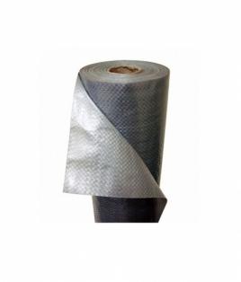 Гідробарєрна  плівка сіра з мікроперфорацією